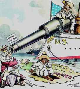 USA Roosevelt_monroe_Doctrine_cartoon